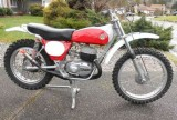 Bultaco 250 Pursang 1973- A Light 2-Stroke from the Past, Also with No Exhaust Powervalve