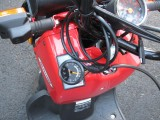 Ruckus with Wide Band Air/Fuel Gauge