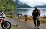 Olympic Peninsula Adventure Ride- North Side, Crescent Lake, Day 2