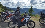 Olympic Peninsula Adventure Ride- North Side, Sol Duc Area, Magic Dirt and No Dust, Day 2