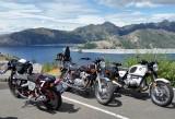 Vintage Motorcycle Enthusiasts (VME) Ride- Mt St Helens Riding '79 Honda CB750K