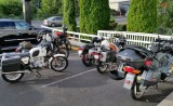 Vintage Motorcycle Enthusiasts (VME) Ride- Stevenson