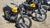 Vintage Motorcycle Enthusiasts Ride to Belfair- Pre '75 Motorcycles, 68 BSA 441 Victor
