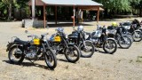 Vintage Motorcycle Enthusiasts Puget Sound Ride- Pre '75 Motorcycles