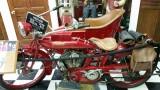 Vintage Indian Motorcycle 1915