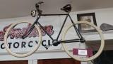 Vintage Motorcycle Museum Chehalis- Shaft Drive Bicycle