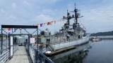 VME Short Notice (SNAP) Rides- USS Turner Joy, Bremerton WA