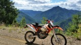 Herb's Pre-Ride of South Olympics on KTM 500EXC