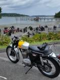 VME Isle of Vashon Ride 2015 with '68 BSA 441 Victor
