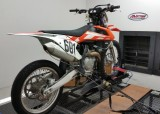 450SXF EFI Dyno Tuned with JDJetting Controller