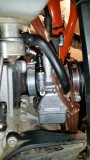 2017 Mikuni Carb Testing TMX 38mm on KTM 2 Strokes