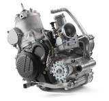 Mikuni 38mm Carb on 2017 KTM 250 300 motor