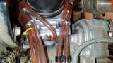 Mikuni TMX 38mm Oval Slide Carburetor Overflow Tube Routing to Improve Mileage