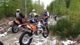 300 XCW December Snow Ride