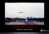 2009 - our photo used on FAA Air Traffic Control motivational poster nationwide