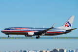 2014 - American Airlines B737-823(WL) N868NN aviation aircraft stock photo #3219