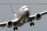 2014 - American Airlines B737-823 on short final approach to DCA photo #5701C