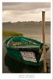 1265. Barco verde
