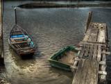 1393. Aveiro skiffs