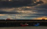 1396. North Sea sky
