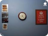 1429. On my study wall