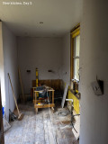 1446. New kitchen, day 2