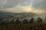 1569. Mist rising at Glen Prosen