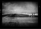 1650. Crossing the runway