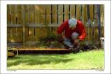 Removing fences, building gates