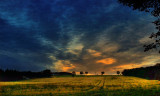 731. Baldragon sunset