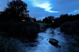 736. Port Allen at dusk