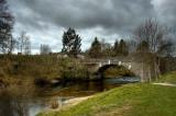 798. El rio «Isla» en Escocia