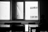 1065. Talking at the window