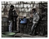 1121. Cascais fishermen