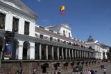 Quito, the capital of Ecuador