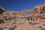 Moab area - Arches National Park 03-2016