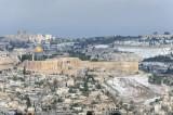 2013 Winter in Jerusalem