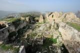 Belmont crusader fortress (Tel Zuba)