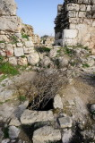Water cistern at Belmont (Tel Zuba)