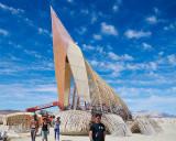 Temple Pics - Burning Man 2015
