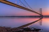 Humber Bridge and  Humber Bridge Country Park