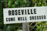 Amish town of Roseville