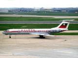 TU-134A LZ-TUV