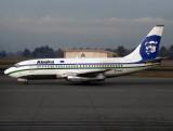 Alaska  Airlines (Boeing 727-100-200/737-200)