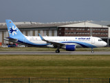 A320  D-AUBX **IMAGE OF THE WEEK**
