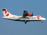 ATR-42  OK-JFK