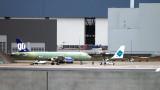 A320   Jazeera fin