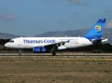 A319  OO-TCS