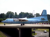 Fokker  FK-50  OY-MMU