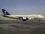 B747-300  HZ-AIP